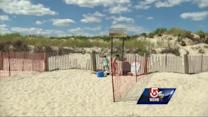 Beaches doing disappearing act in Marshfield