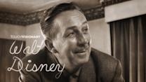 INSPIRATION FROM WALT DISNEY