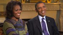 Michelle Obama Describes Family Life as 'Safe Haven'