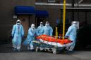 New York reports deadliest day from coronavirus, makes plea for help
