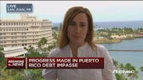 Progress made in Puerto Rico debt impasse: Source