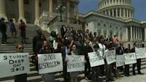 Senate Stalemate on Student Loan Hike