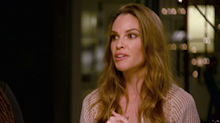 Hilary Swank says after winning 2 Oscars she was still offered 5% of her male costar's pay