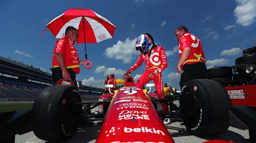 Target leaving IndyCar and Chip Ganassi Racing after 2016