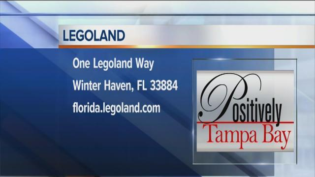 Positively Tampa Bay: Summer Thrills at Legoland