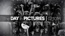 Day in Pictures: 2/10/14