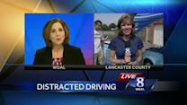 Driving simulator shows teens the dangers of distracted driving