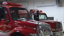 Board Takes Up Fire Chief's Fate