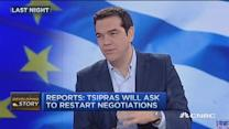 Is Tsipras considering last minute deal?