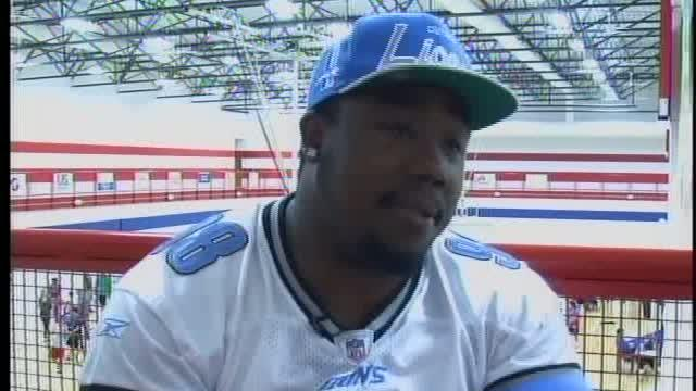 Nick Fairley takes step towards rebuilding image