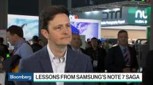 Samsung's Ayme on Lessons Learned From Note 7 Crisis