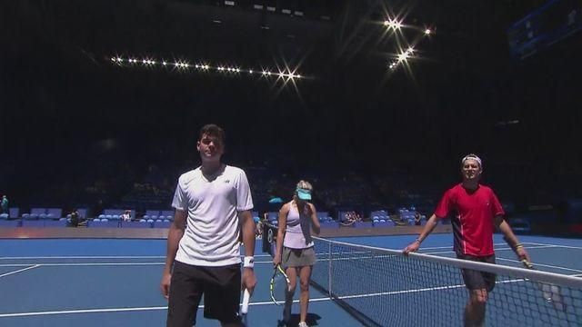 Canada remain in contention for Hopman Cup Final