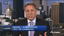 Newell Rubbermaid CEO: Investing in innovation
