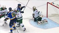Tarasenko hat trick in Game 2 vs. Wild