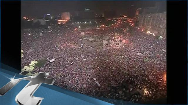 Mohamed Morsi Breaking News: Egypt Army Ousts Morsi