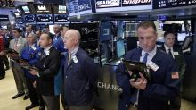 US stocks advance as banks and health care lead rally