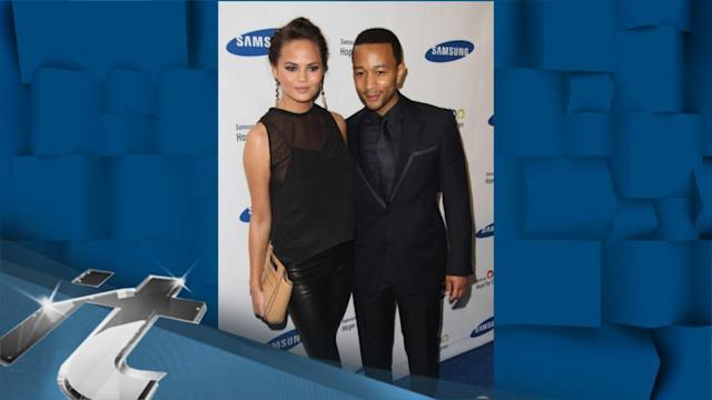 Culture News Pop: Chrissy Teigen Dishes Wedding Plans With John Legend: