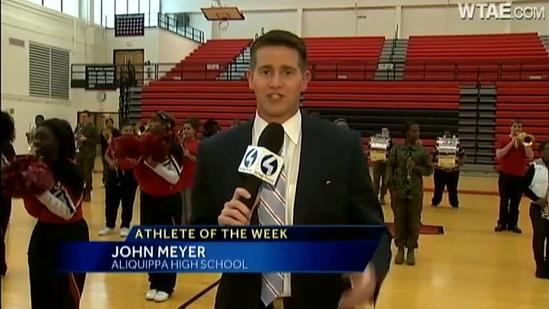 Clearview Student-Athlete of the Week: Aliquippa's Dravon Henry