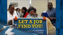 America Breaking News: Jobless Claims Drop to 5-1/2 Year Low