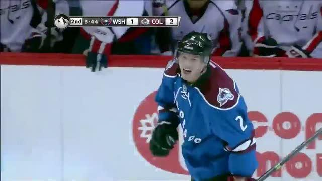 Nick Holden scores first NHL goal