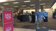 Sears: 'We have fallen short'