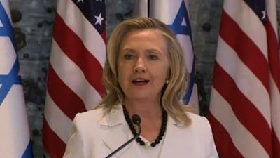 Clinton: Time of Opportunity in Mideast