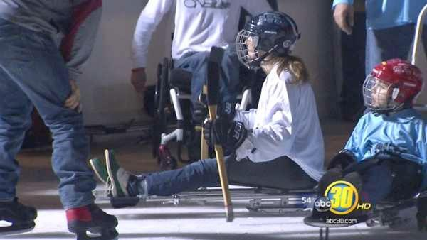 Fresno's ice skating rink does better than expected
