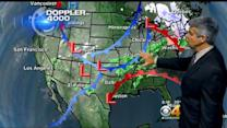 Tuesday Evening Forecast: Overnight Snow, Cold Temperatures Will Make for a Tough Rush Hour