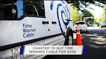 Time Warner Cable soars on Charter deal; Etsy falls on Amazon threat; Apple promotion