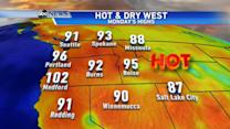 Record Heat Wave Expected to Continue in the West