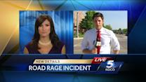 Police investigate road rage incident near Chesapeake Energy campus