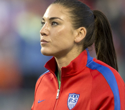 Here Are The Details Of Hope Solo's Suspension That Will End Her U.S. Soccer Career