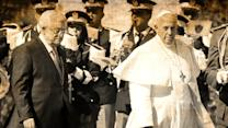 VATICAN TO STAGE MIDDLE EAST PEACE PRAYER