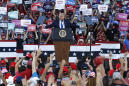 Trump's rallies define his view of liberty: The right not to care about other people