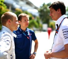 Toto Wolff steps down from management role after Mercedes sign Valtteri Bottas