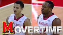 Maryland's Seth Allen and Dez Wells Take Over In OT vs Virginia