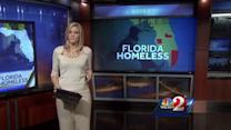 Homelessness rising in Central Fla.