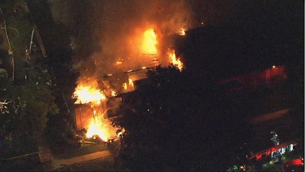 4-alarm fire in Levittown was accidental, officials say