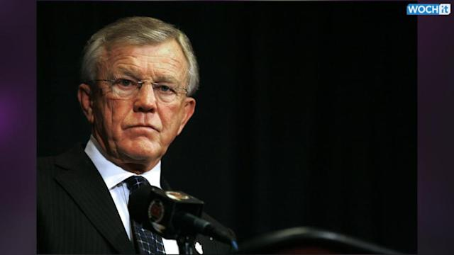 Former Coach Gibbs Considers Name 'prideful'