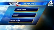 Dale's Monday Forecast January 7, 2013