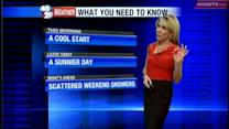 Laura's Weather Webcast Feb. 8th