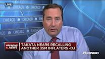 Another round of Takata recalls: DJ