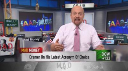Cramer: Three sectors are now the 'third rail of investing' — don't touch them!