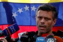 Venezuelan opposition figure Lopez abandons Caracas refuge to flee abroad