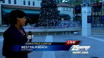 West Palm Beach implements Christmas curfew
