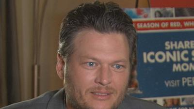 Blake Shelton Talks Performing With Usher At Oklahoma Tornado Benefit Concert