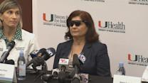 Bionic Eye Restores Woman's Vision