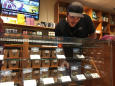 California issues 1st licenses for legal pot market