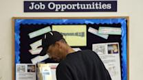 Weekly Jobless Claims Less Than Expected
