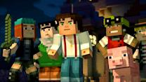 Minecraft: Story Mode - Minecon 2015 Trailer